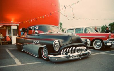 Orange Julep: Of Hot Dogs and Hot Rods